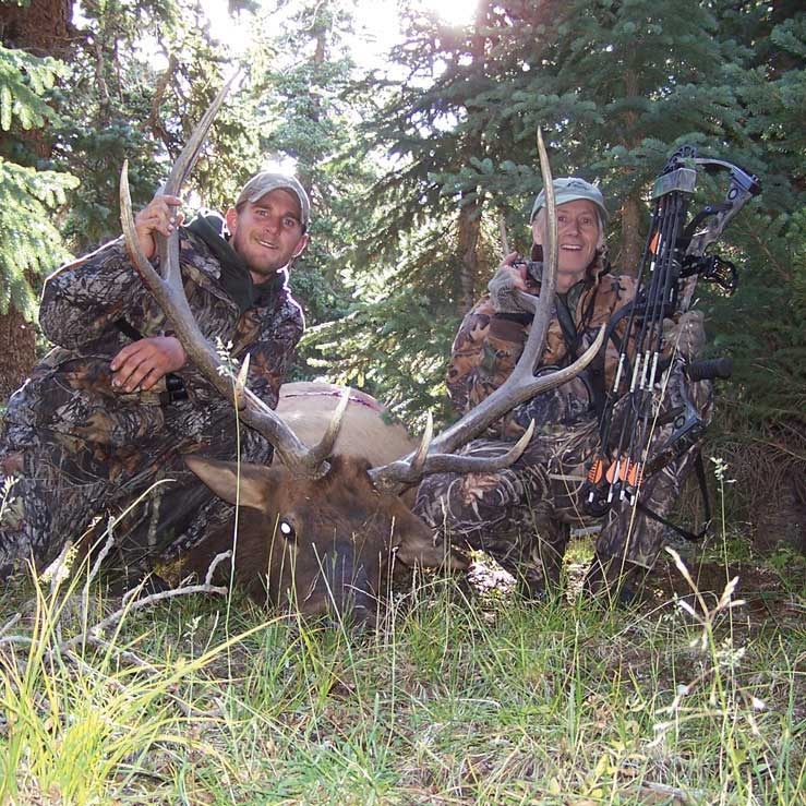 colorado hunting outfitter