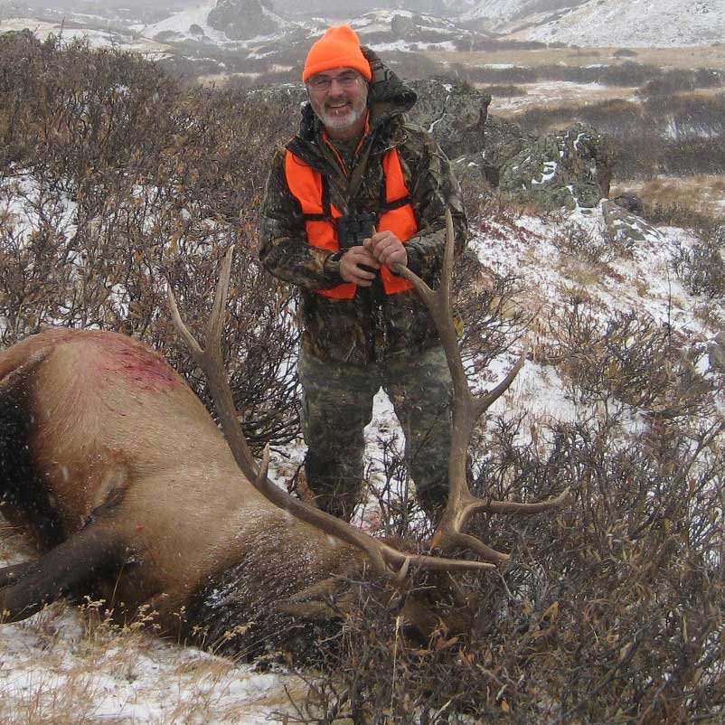rifle colorado elk hunting outfitter