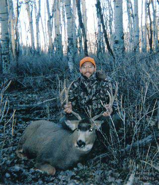j brake colorado mule deer hunting